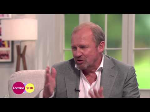 Peter Firth On The Real Spooks | Lorraine