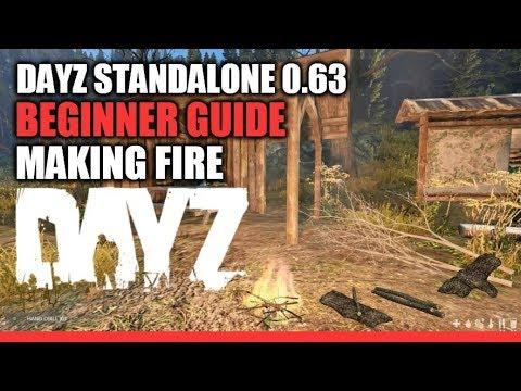 How to make fireplace dayz 0.63