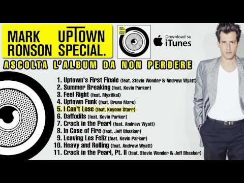 Mark Ronson - Uptown Special Album Sampler