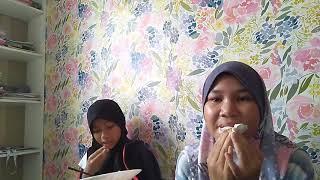 Review makan Maggi pedas gila!!!!!!