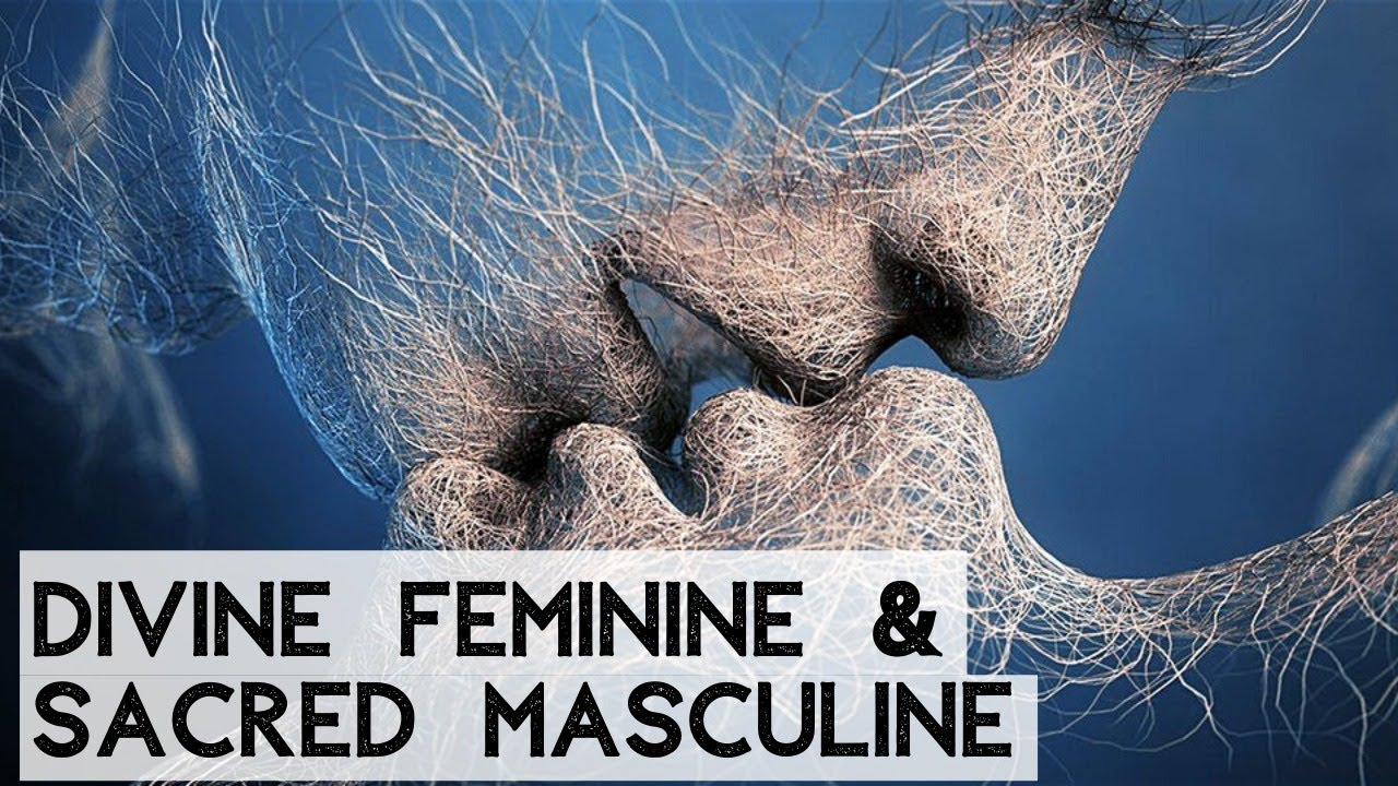 Different Desires & Shared Pleasures of the Divine Feminine & Sacred Masculine