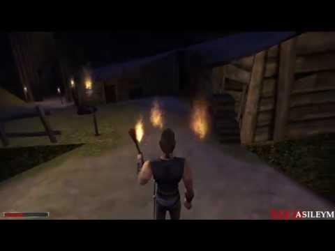 Прохождение игры Gothic 1: Часть 2 - Знакомство со Cтарым лагерем