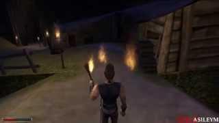 видео Прохождение игры Готика 2, часть 1
