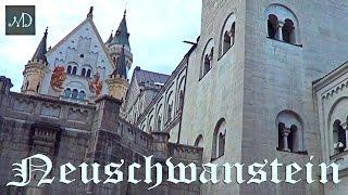 Нойшванштайн, Линдерхоф, Обераммергау - достопримечательности Баварии(Друзья, это видео о трех прекрасных местах в Баварии, которые я от души рекомендую к посещению - замок Нойшва..., 2015-01-20T08:41:39.000Z)