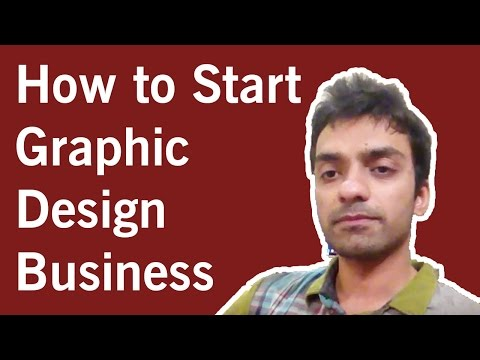 How to Start online Graphic design business in Urdu/Hindi by Asad Ali