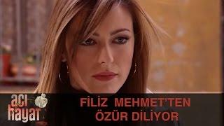Filiz, Mehmet'ten Özür Diliyor - Acı Hayat 47.Bölüm