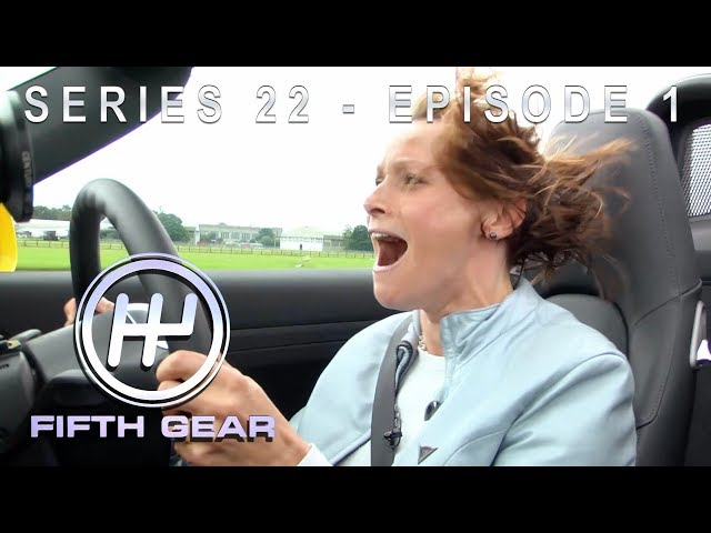 Fifth Gear: Series 22 Episode 1 - Full Episode