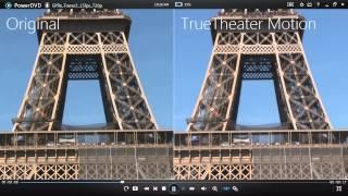 CyberLink PowerDVD - TrueTheater Motion