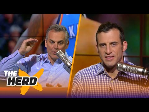 Doug Gottlieb on NBA: 'You take out East v West and you change the sport dramatically' | THE HERD