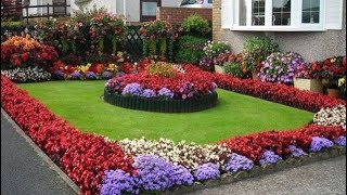 Beautiful Small Flower Garden Landscaping Ideas Youtube