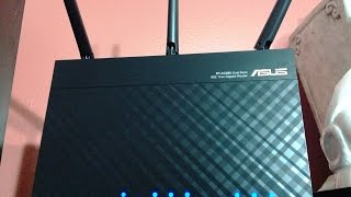 asus rt ac68u wireless router hands on review dual band gigabit