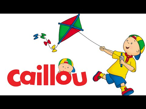 Caillou: Series One, Part Three! | Cartoon for Kids