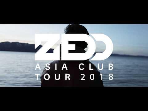 Zedd - Asia Club Tour 2018