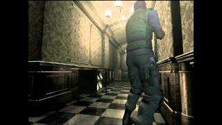 Resident Evil Remake on PC Dolphin Emulator Full Speed OpenGL x16 AA Part 2