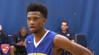 marvin bagley drops 33 13 with coach k courtside 1 ranked freshman goes off at peach jam