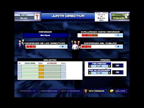 Fuera de stock: pc fútbol 6. 0 – apertura 98 [descarga].