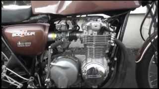 Cafe Racer Honda CB 500 Four