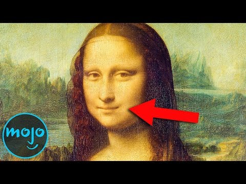 See These Hidden Secrets in The Mona Lisa!