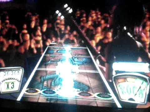 Guitar Hero 1- Godzilla