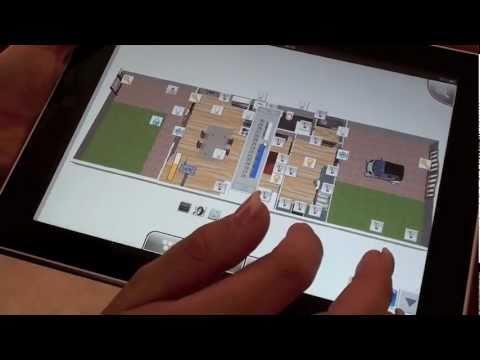 Casa domotica a cagliari youtube for Domotica casa