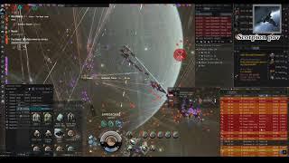 EVE Online - Kourmonen Fight [2018.11.11]  (SG, BL., PH)