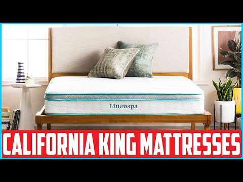 Top 5 Best California King Mattresses In 2020 Reviews