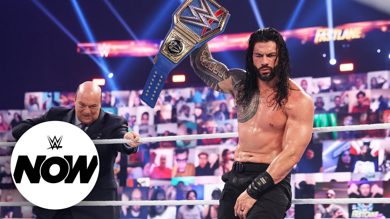 2 things to know before tonight's Friday Night SmackDown: WWE Now, March 26, 2021