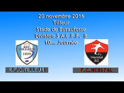 Résumé RFC Tilleur FC Herstal
