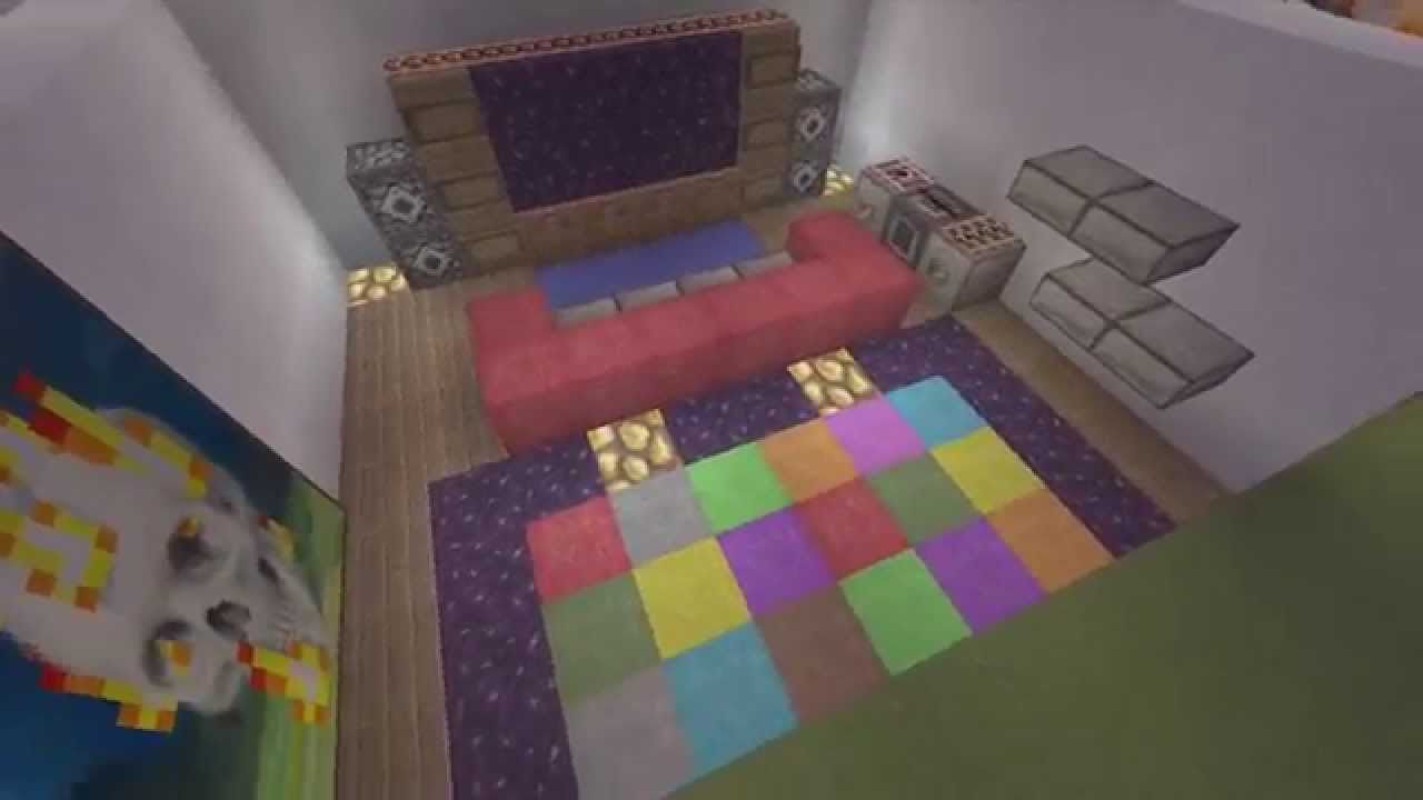 We may earn commission on some of the items you choose to buy. minecraft furniture ideas (living room) - YouTube