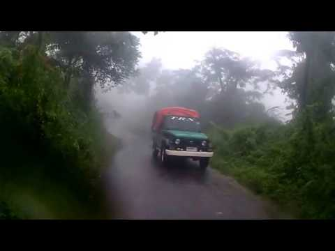 Road To Nilgiri  ( Dangerous & Beautiful Road of Bangladesh To Drive)