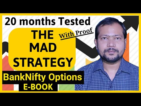 The MAD STRATEGY- BankNifty Option Trading Strategy | Share Tips