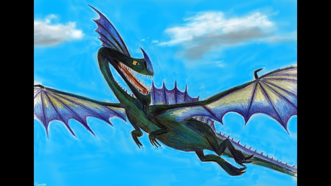 каждого громобой дракон картинка с надписью пластина
