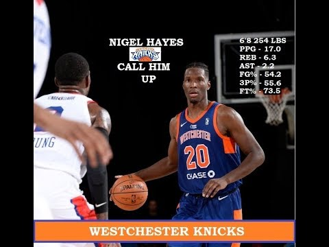NIGEL HAYES  - CALL HIM UP