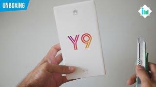 Huawei Y9 2018 | Unboxing en español