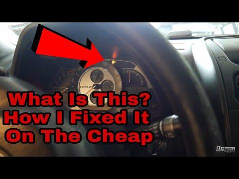 Lexus IS300 Height Sensor Malfunction Lamp Fix HeadLamp Leveling