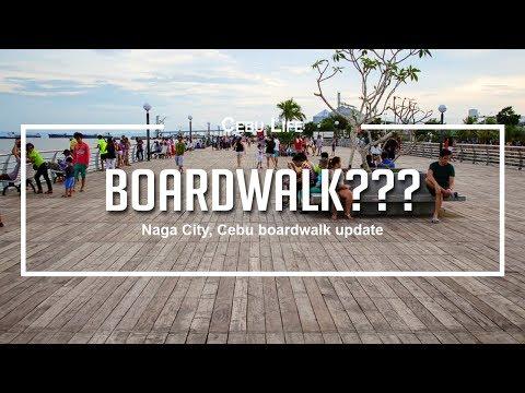 Naga City Boardwalk Update | Cebu Life S02E50