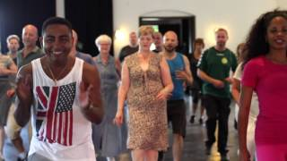Salsa Camp Møn - first week - beginner and intermediate