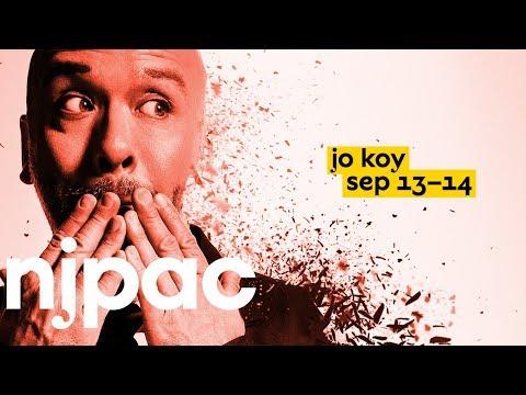 Jo Koy at NJPAC - Sep 13 - 14, 2018
