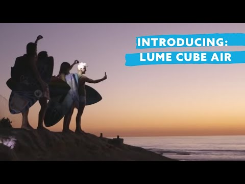 Introducing the Lume Cube AIR