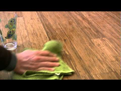 25 Cleaning And Maintaining Bamboo Floors Youtube