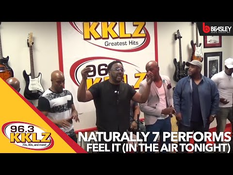Naturally 7 performs Feel It (In The Air Tonight)
