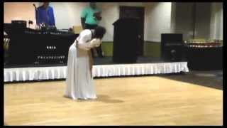 Praise Dance * The Battle Is Not Yours * Yolanda Adams