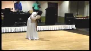 Praise Dance * The Battle Is Not Yours * Yolanda Adams
