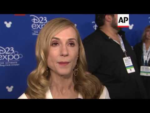 Holly Hunter, Brad Bird pick favorite Disney princesses