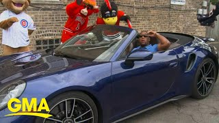 'GMA's' Michael Strahan explores fun things to do in Chicago l GMA