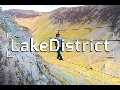 LAKE DISTRICT ADVENTURE | ENGLAND TRAVEL VLOG #7