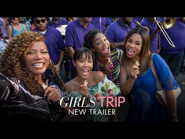 Girls Trip - Official Trailer #2