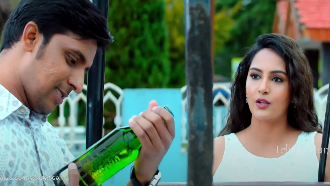 Priyadarshi And Himaja Popular Comedy Scene | Telugu Comedy Scenes | Telugu Hungama