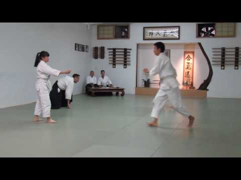 Laurie Lee - 1st Kyu Test