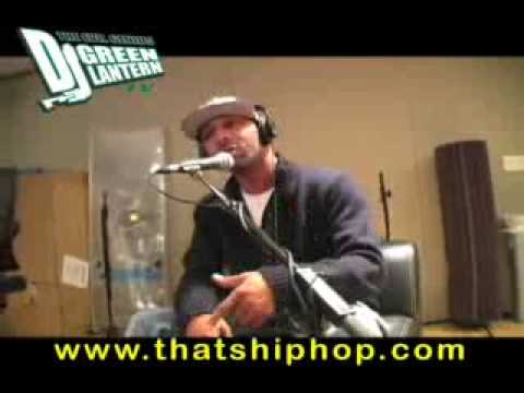 Joe Budden and charles hamilton -Invasion freestyle